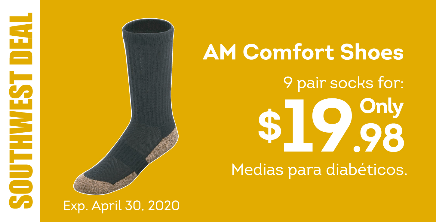 AM Comfort Shoes