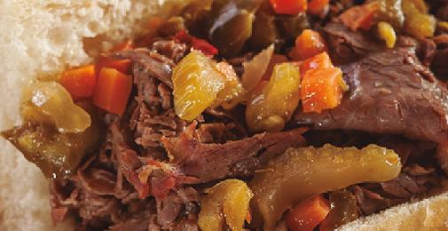 Tony's Italian Beef