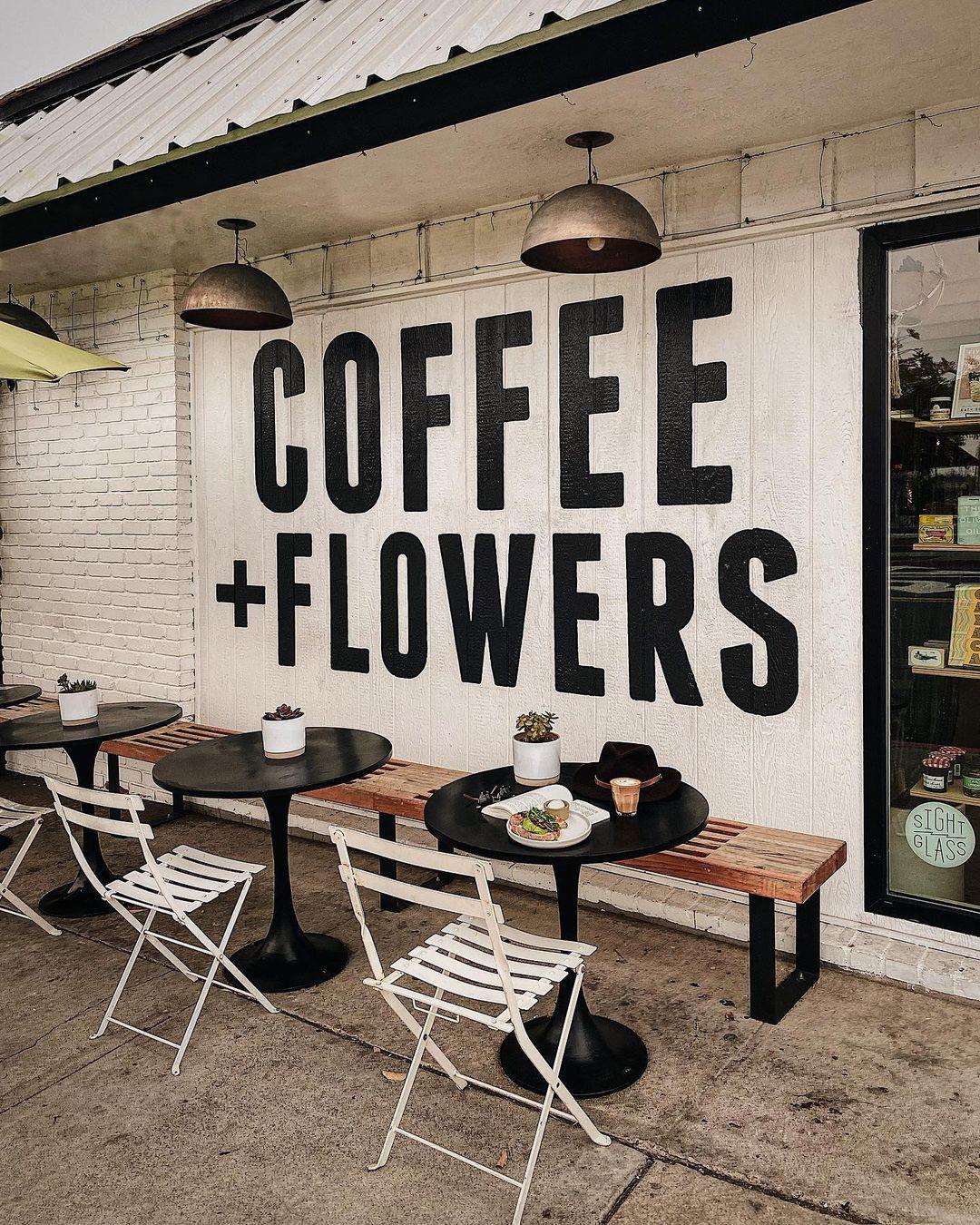 仙女们最爱 SD绝美咖啡☕️花店💐 图1