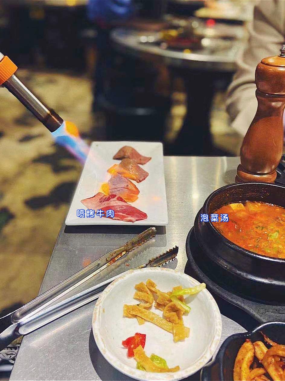 洛杉矶韩国城🇰🇷Megal BBQ🔥蛤蜊炒饭能吃一整碗! 图4