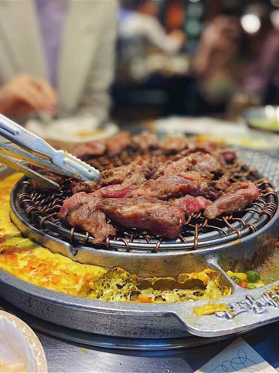 洛杉矶韩国城🇰🇷Megal BBQ🔥蛤蜊炒饭能吃一整碗! 图3