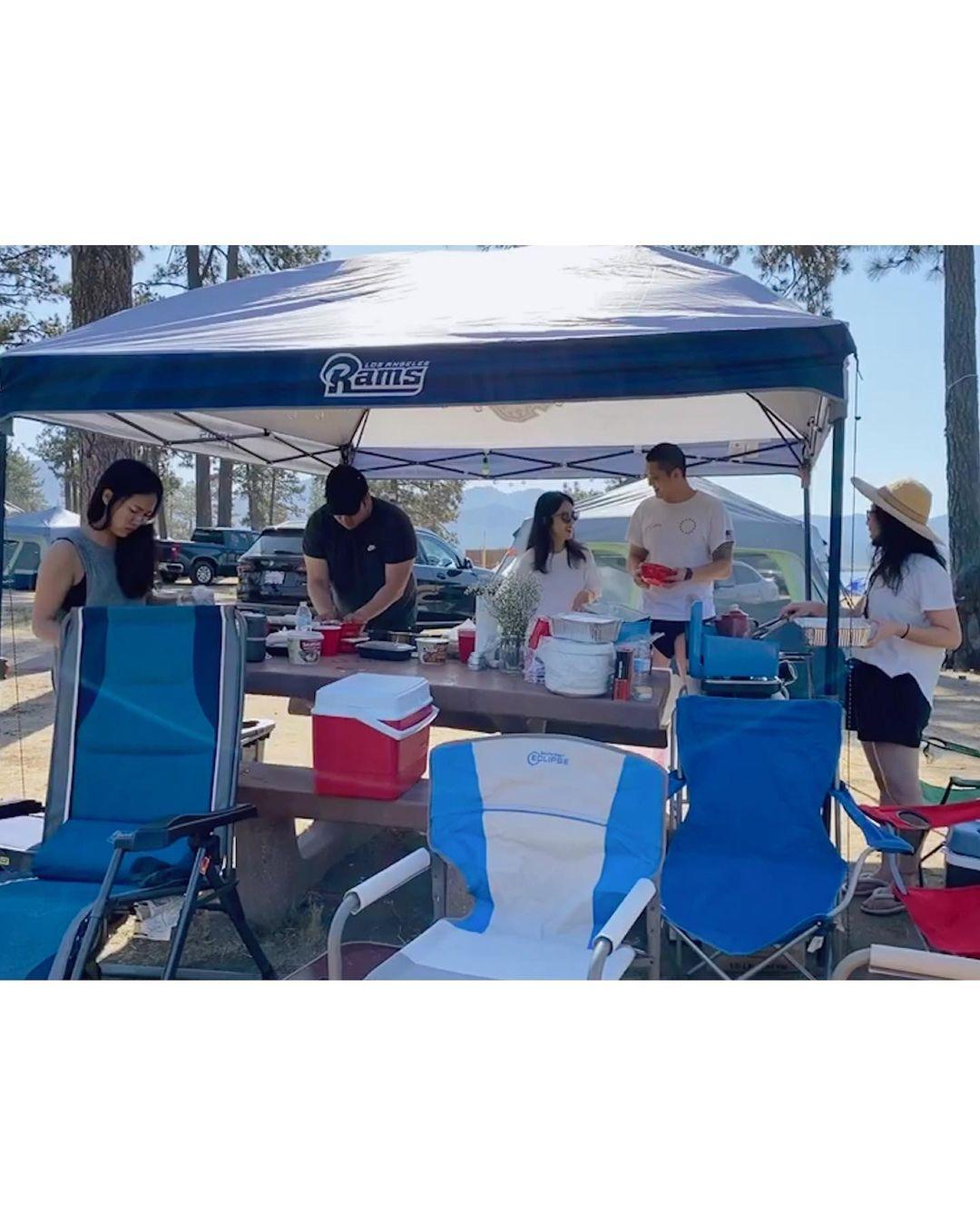 洛杉矶露营⛺️在野外过生日也不错? 图3