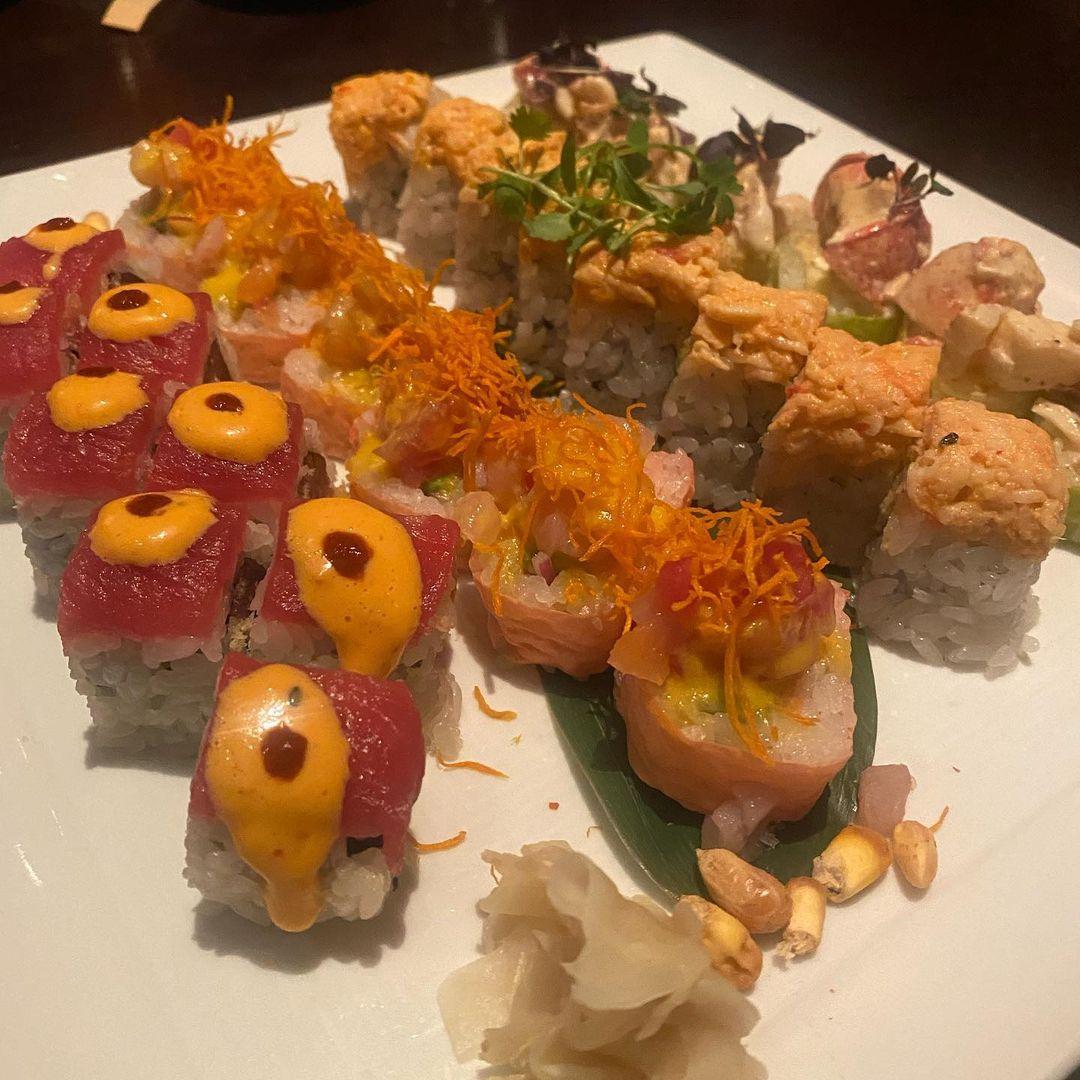 威尼斯酒店里的SushiSamba是好吃的欸 图5