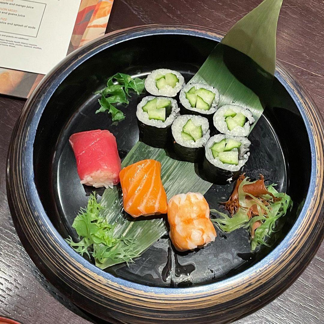 威尼斯酒店里的SushiSamba是好吃的欸 图2