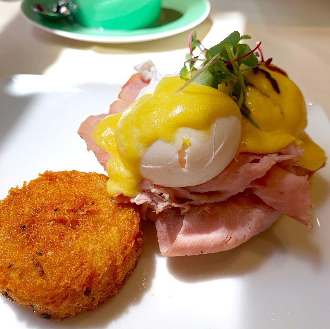 「Tableau」的Egg Benedict真的绝 图1