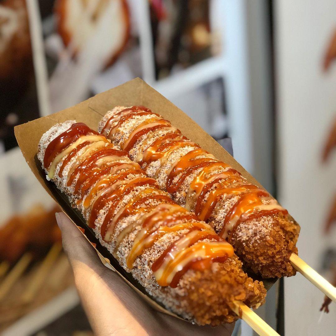 CrunCheese Korean Hot Dog|拉斯维加斯新宝藏打卡地❣️ 图2