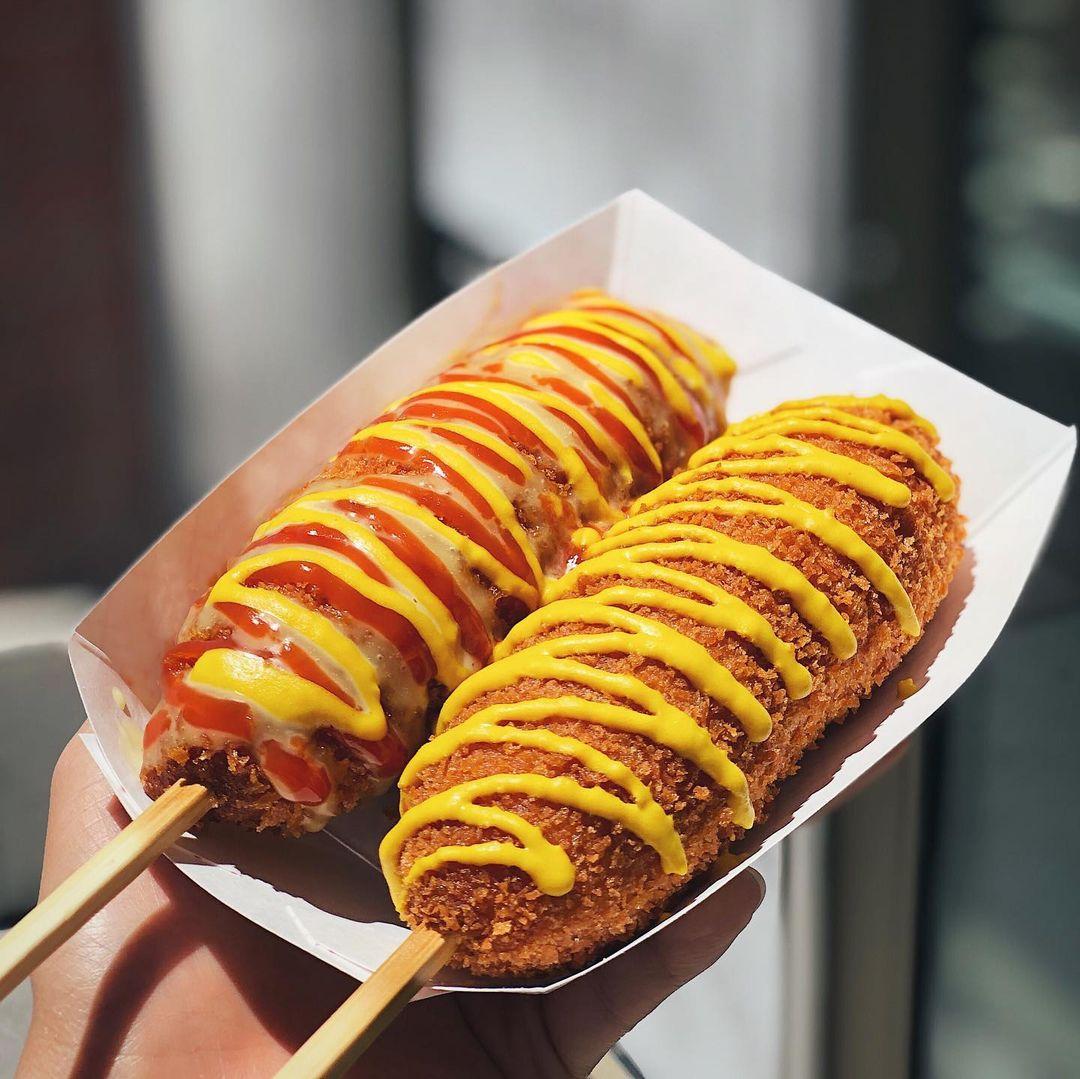 CrunCheese Korean Hot Dog|拉斯维加斯新宝藏打卡地❣️ 图3