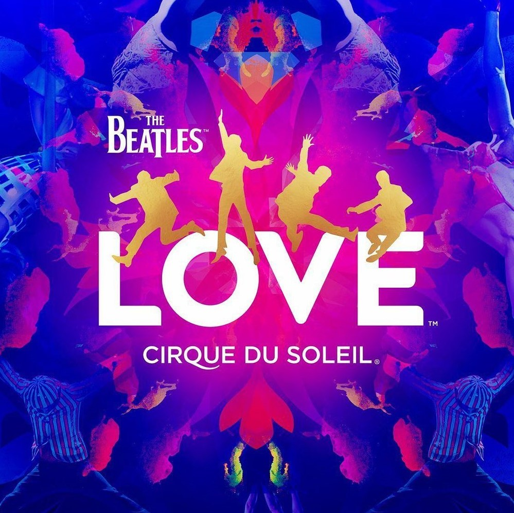 Las Vegas音乐秀🎵The Beatles LOVE 图1