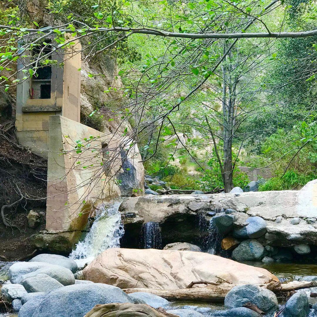 洛杉矶大自然峡谷,打卡必备地 图4