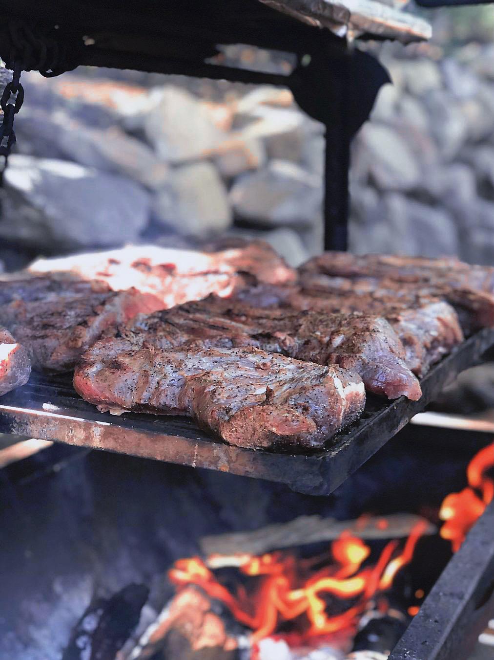 去Santa Barbara的山里吃鹿肉 图1