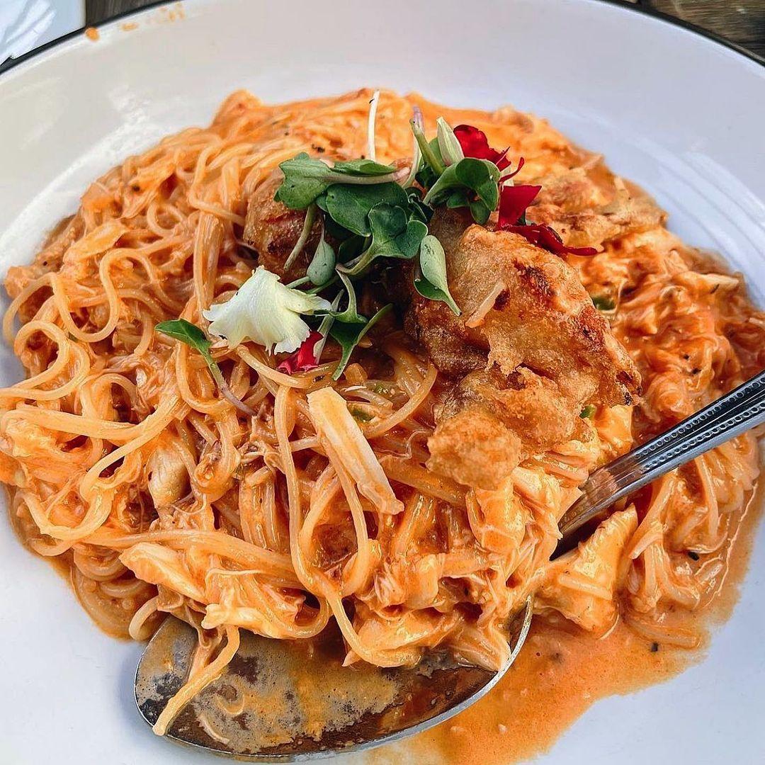 🍽圣地亚哥最最最好吃的意大利面🍝 图2