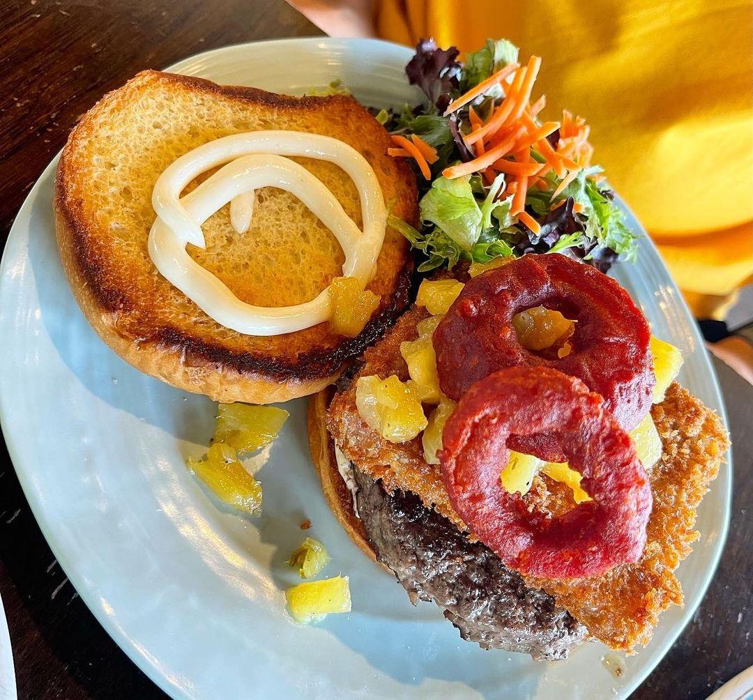 浓浓狂野风😜的早午餐Truffles N Bacon Cafe✨ 图2