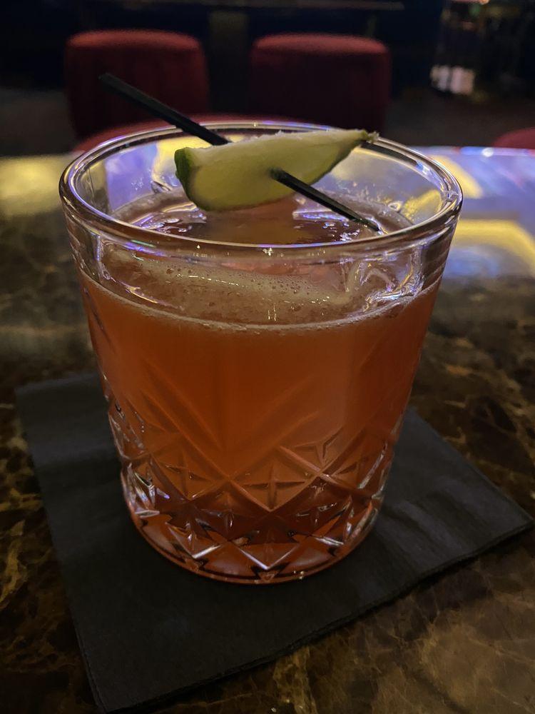 The Dorsey Cocktail🍹 Las Vegas酒吧打卡 图2