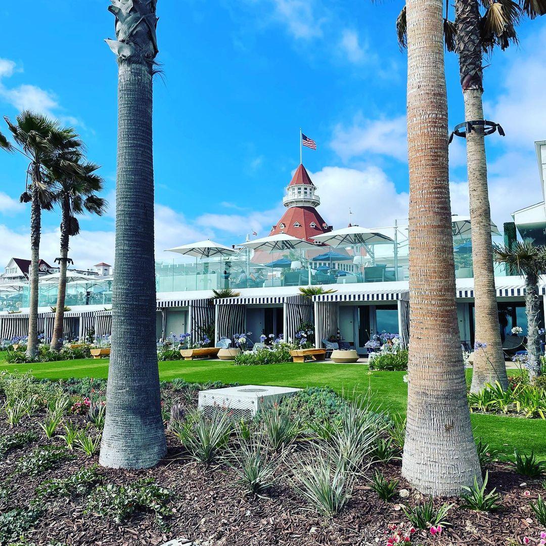 来SD可以下榻的酒店-Hotel Del Coronado 图2