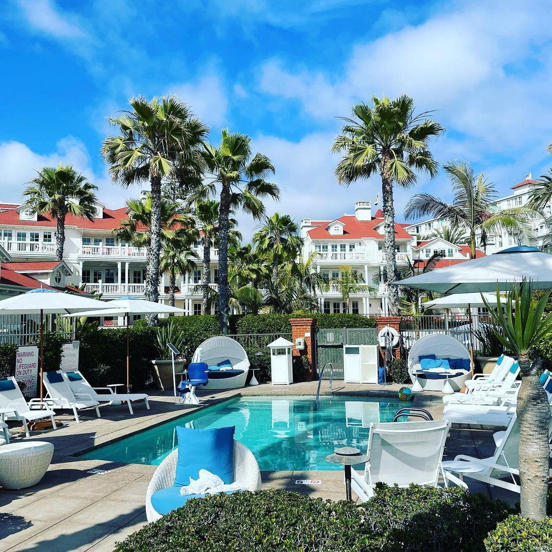 来SD可以下榻的酒店-Hotel Del Coronado 图1