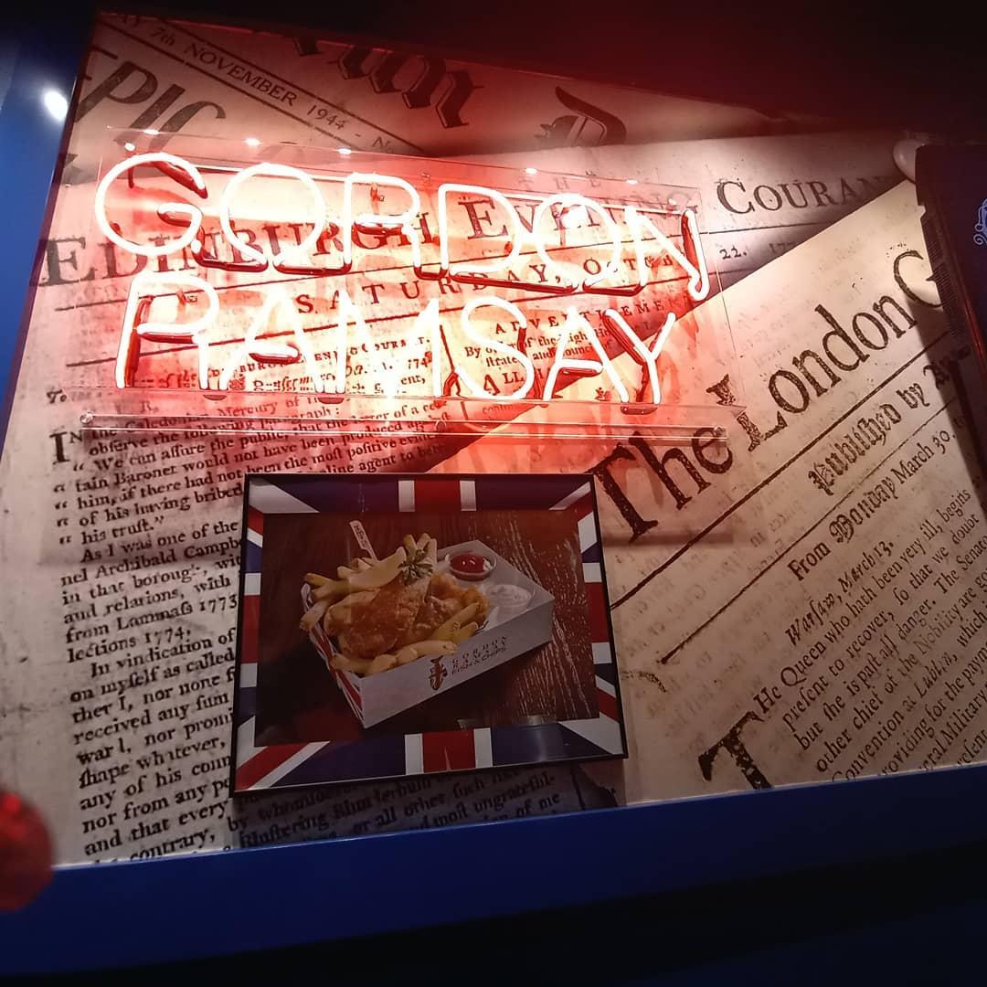 感受拉斯维加斯的另类美食风情🌟   Gordon Ramsay Fish & Chips 图1