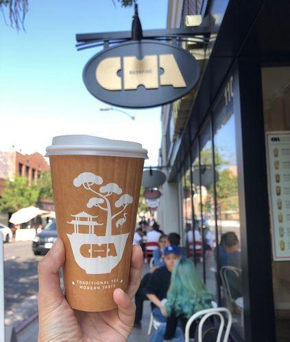 洛杉矶探店| Cha Redefine |不用减糖的奶茶 图1