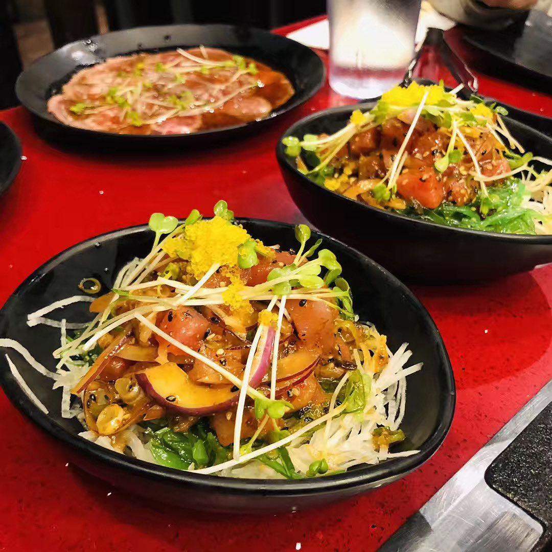 我应该不是第一个来Vegas吃韩国烤肉的吧... 图3