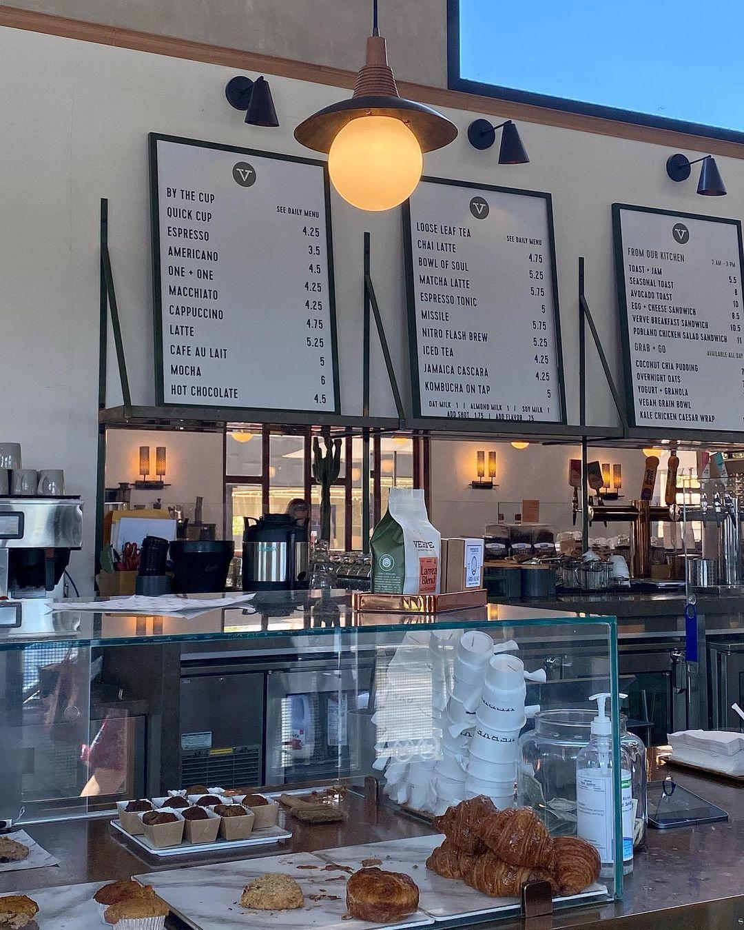 Verve|在LA最爱的一家咖啡店 图1