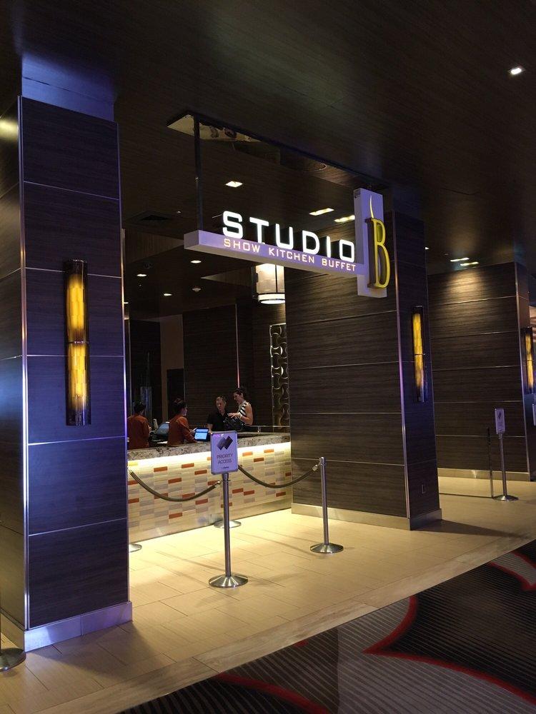 💰维加斯超划算自助餐厅推荐 - Studio B Buffet🍰