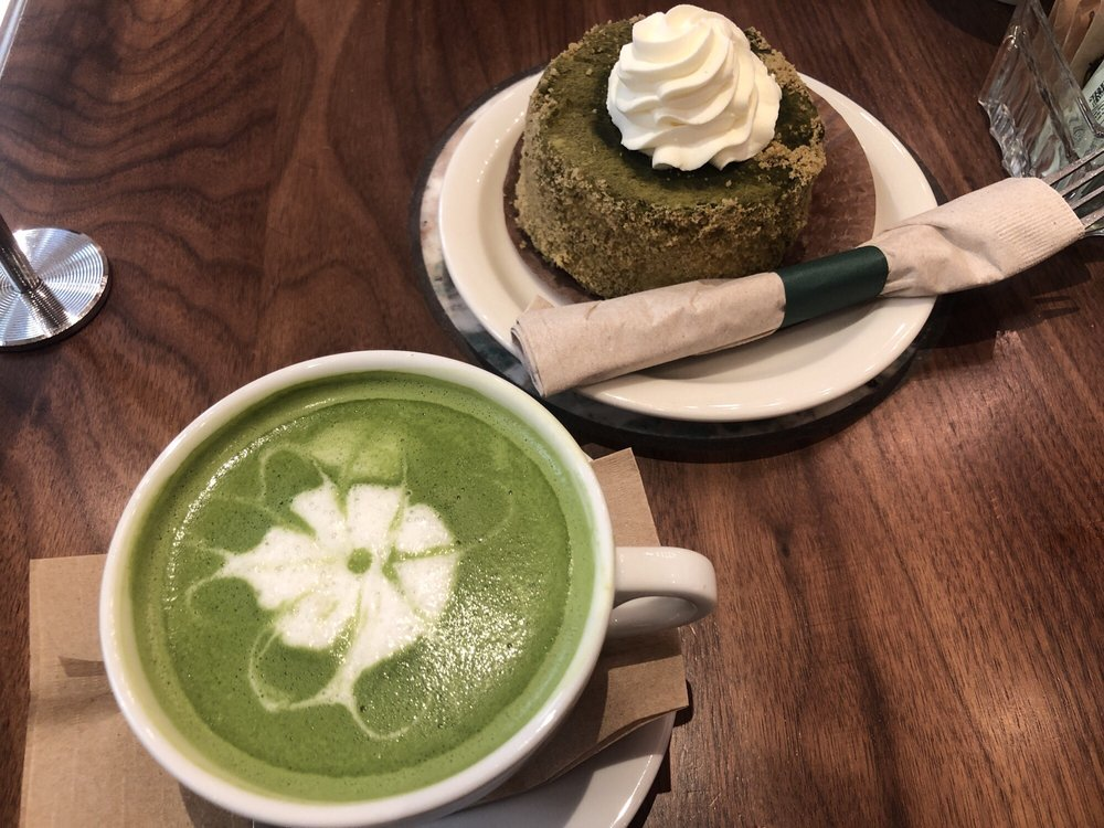 Urth Caffé☕️  维加斯可爱咖啡厅推荐 图3