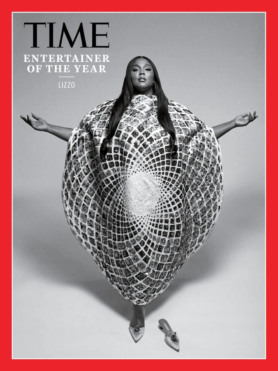 Lizzo é nomeada Artista do Ano pela Revista Time