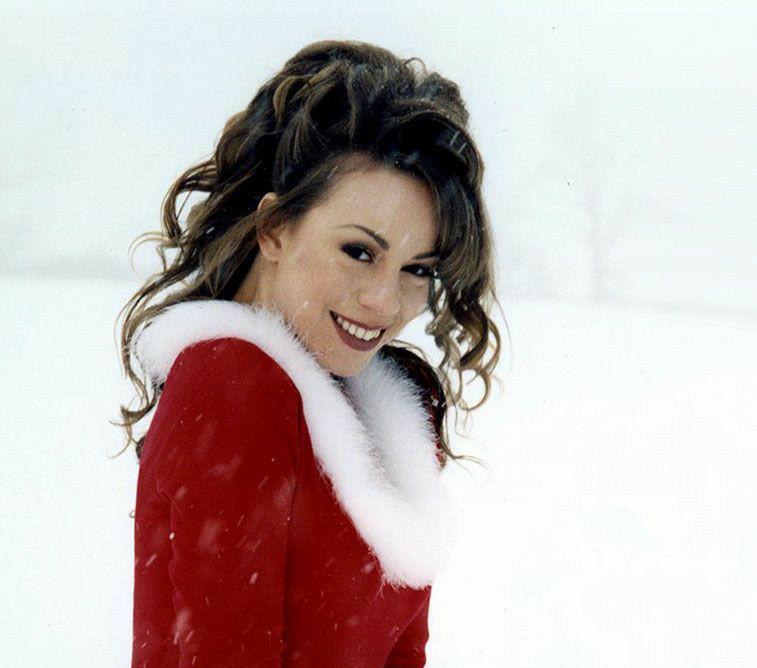 """Mariah Carey tem previsão de voltar ao topo com """"All I Want for Christmas is You"""""""