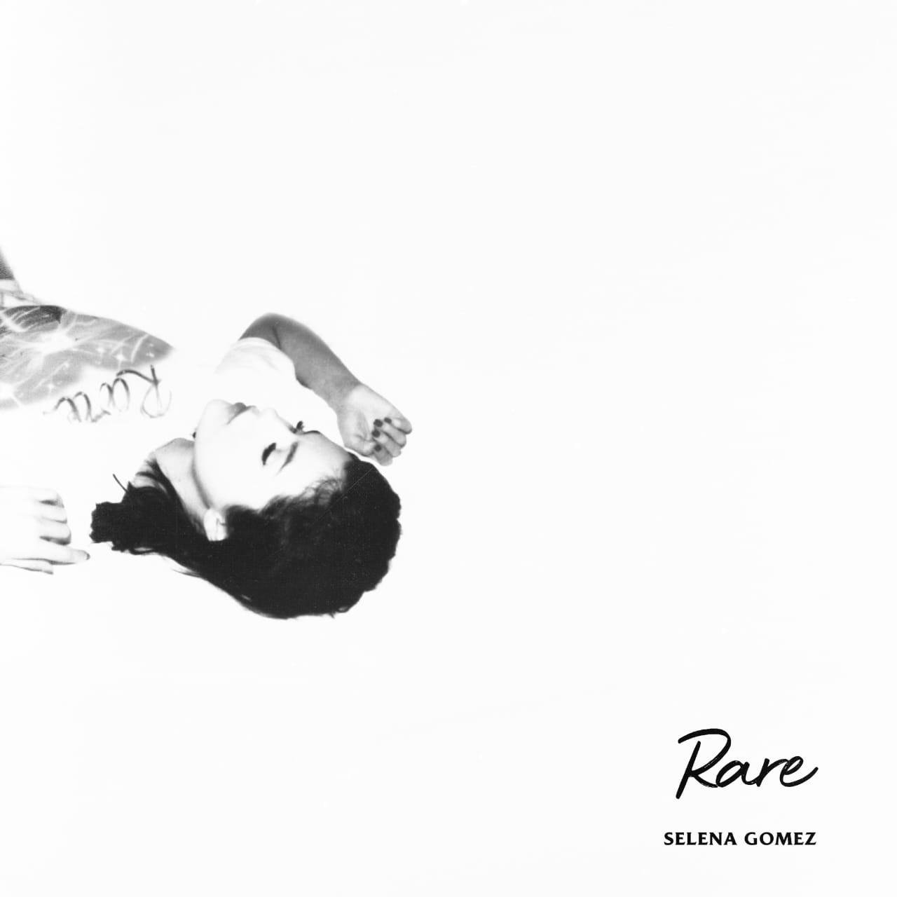 """Selena Gomez anuncia capa e tracklist do novo álbum """"RARE"""""""
