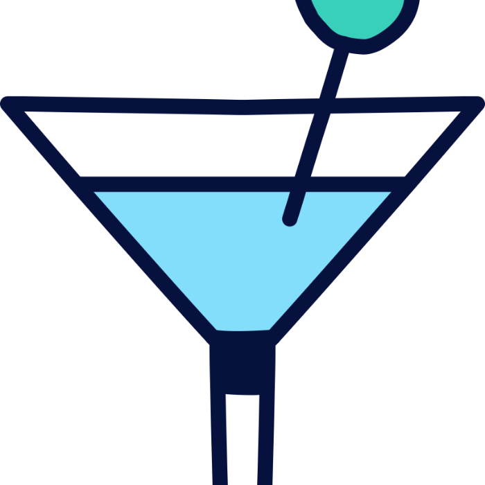 Cocktail Showcase