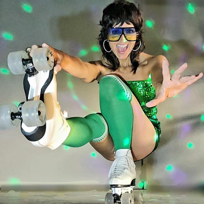 Kim Porter (aka SkateyLady)