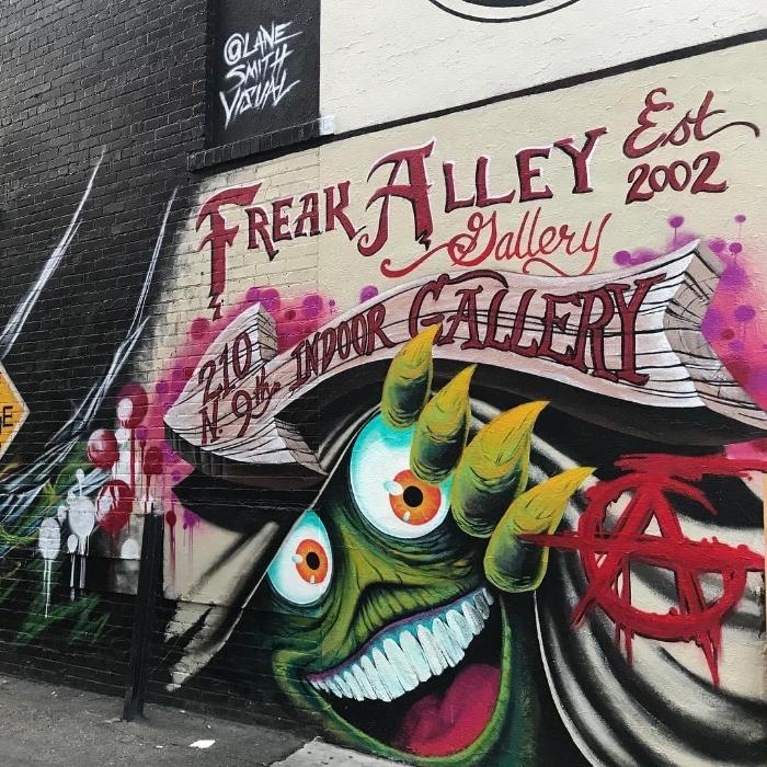 Freak Alley Gallery
