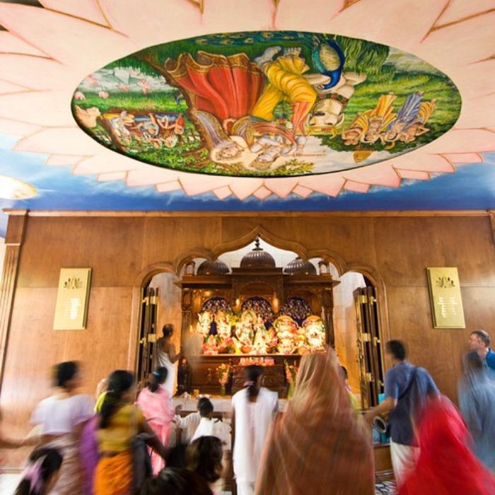 Hare Krishna Temple Band