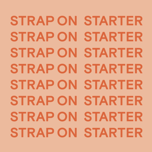 Strap on Starter