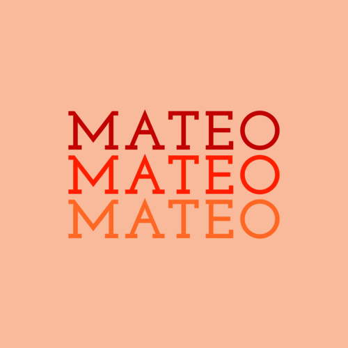 Get Intimate with Mateo