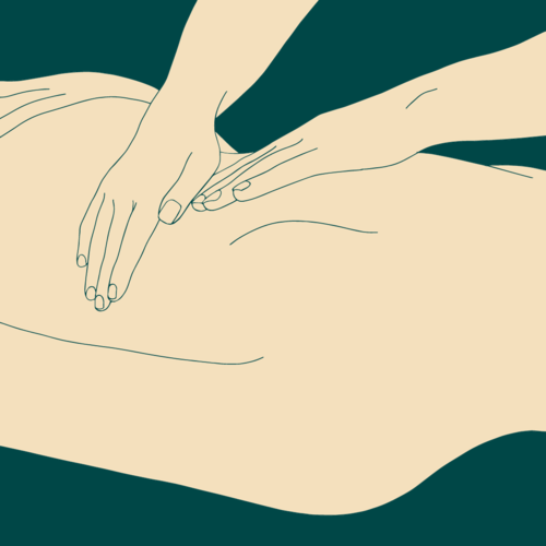 Get Intimate with the Masseuse