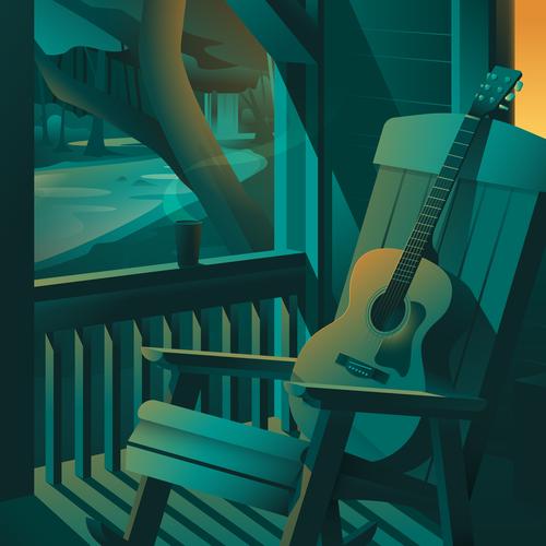 Elliot's Porch