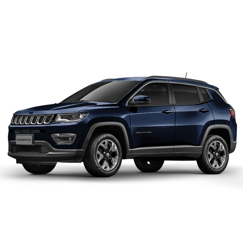 Jeep COMPASS LONGITUDE 4X2 2.4L AT Promoción Online