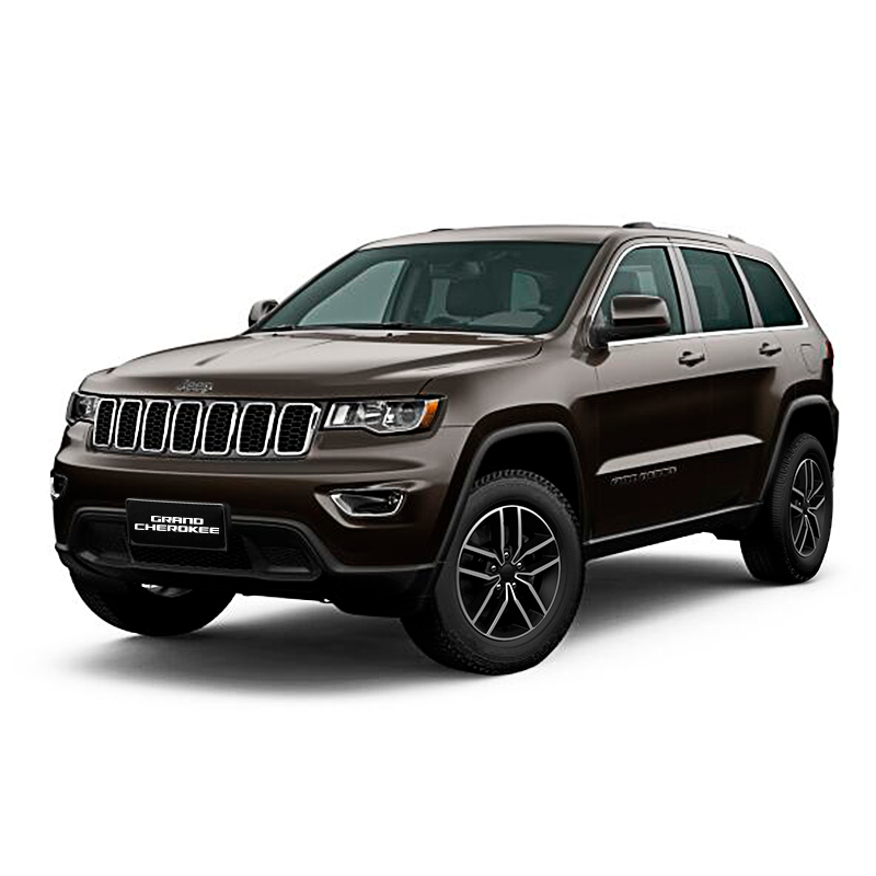 Jeep GRAND CHEROKEE LAREDO DELUXE 4X4 3.6L AT WALNUT BROWN MET Exterior 2