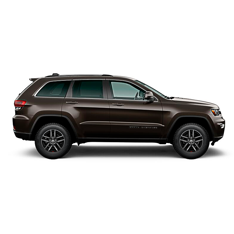 Jeep GRAND CHEROKEE LAREDO DELUXE 4X4 3.6L AT WALNUT BROWN MET Exterior 3