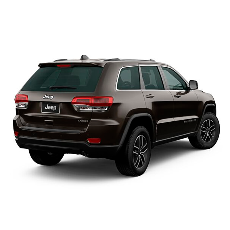 Jeep GRAND CHEROKEE LAREDO DELUXE 4X4 3.6L AT WALNUT BROWN MET Exterior 4