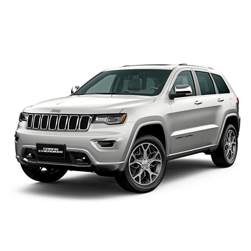 Jeep GRAND CHEROKEE LIMITED DELUXE 4X4 3.6L AT BRIGHT WHITE Exterior 2