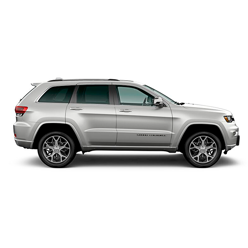 Jeep GRAND CHEROKEE LIMITED DELUXE 4X4 3.6L AT BRIGHT WHITE Exterior 3