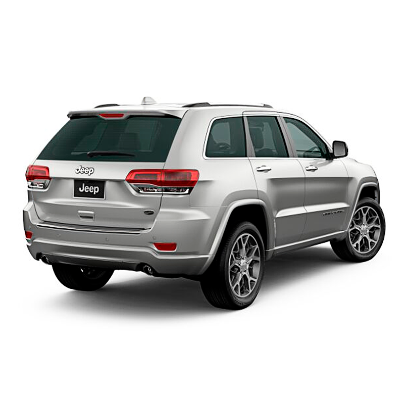 Jeep GRAND CHEROKEE LIMITED DELUXE 4X4 3.6L AT BRIGHT WHITE Exterior 4
