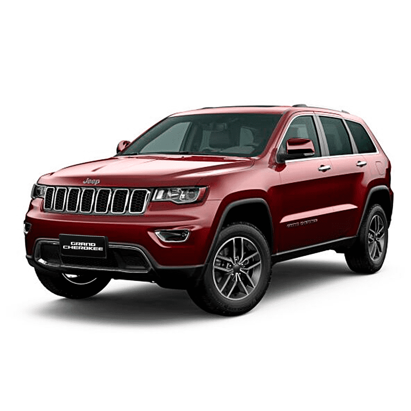 Jeep GRAND CHEROKEE LIMITED MID 4X4 3.6L AT PEARL RED VELVET Exterior 2