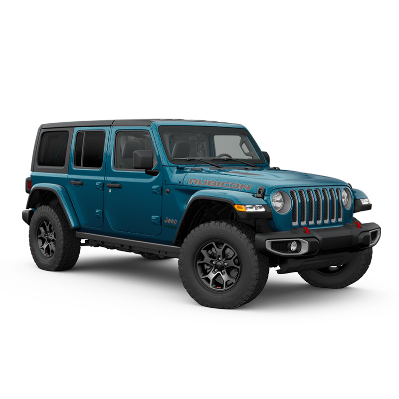 Jeep ALL NEW WRANGLER UNLIMITED RUBICON 4X4 3.6L AT