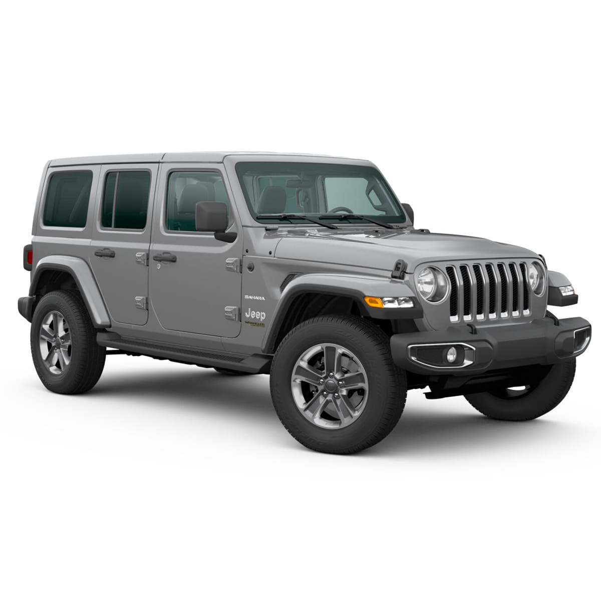Jeep ALL NEW WRANGLER UNLIMITED SAHARA 4X4 3.6L AT STING GRAY CLEAR COAT