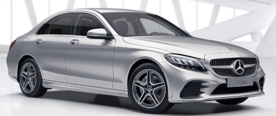 Mercedes-Benz C 200 KIT AMG Promoción Online