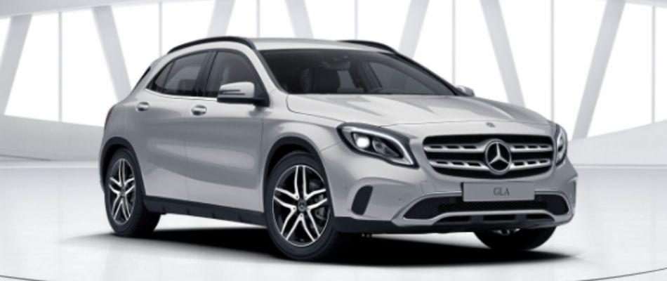 Mercedes-Benz GLA 180 Promoción Online