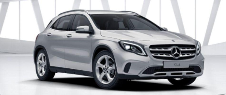 Mercedes-Benz GLA 180 SPECIAL EDITION Promoción Online