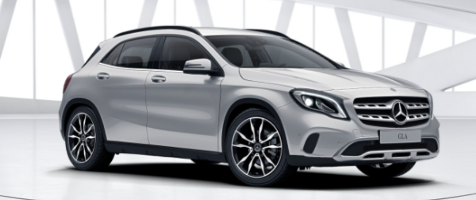 Mercedes-Benz GLA 200 EXCLUSIVE Promoción Online